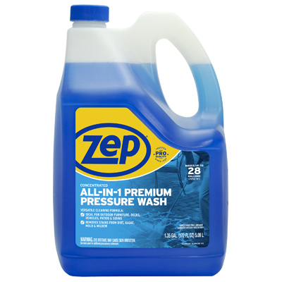 160OZ Zep Pressure Wash