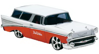 1957TV Chevy Nomad Bank