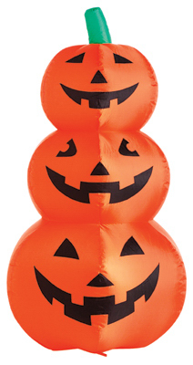 "48"" Inflatable Pumpkins"