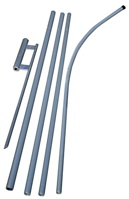 Pole/GRND Banner Spike