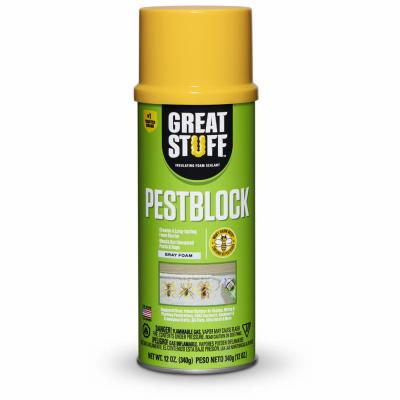 12OZ Pestblock Sealant - Woods Hardware