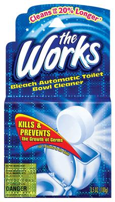 3.5OZ Toil Bowl Cleaner