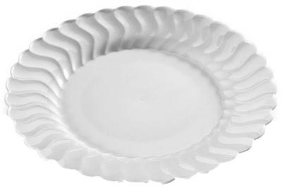 """18CT 8"""" CLR Dinn Plater"""