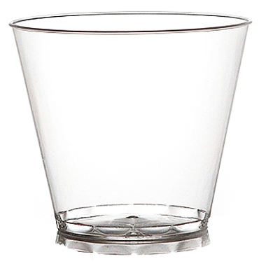 20CT 5OZ CLR Bev Glass