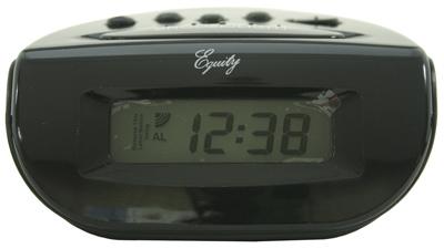 LCD Bedside Alarm Clock