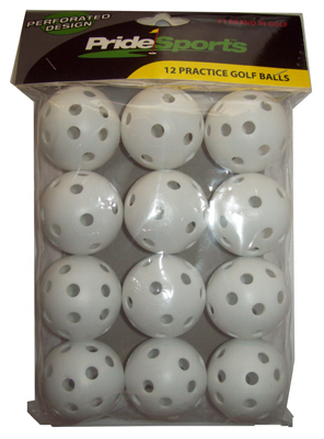 12CT Practice Golf Ball