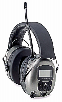 MP3AM/FM Hear Protector