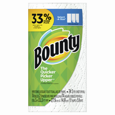 Bounty WHT Paper Towel