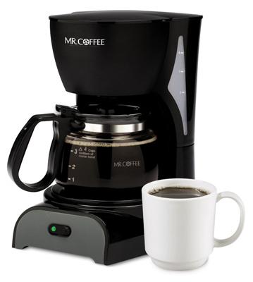 4C BLK Coffeemaker