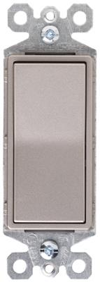 15A NI 3WY Decor Switch - Woods Hardware