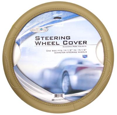 Tan Steer WHL Cover
