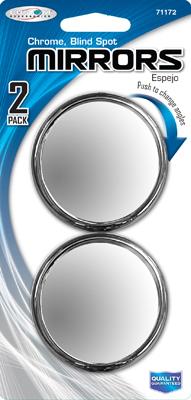 2PK RND Blind Sp Mirror