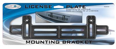 SM Licens Plate Bracket