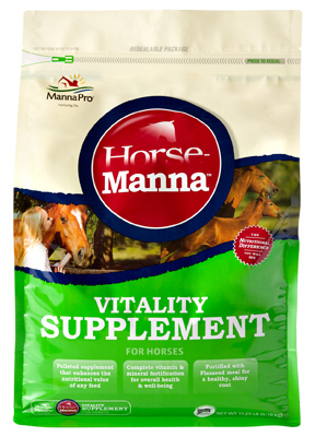 11.25LB Horse Manna