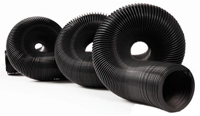 20 BLK RV Sewer Hose