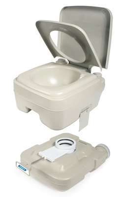 2.6GAL Port Toilet