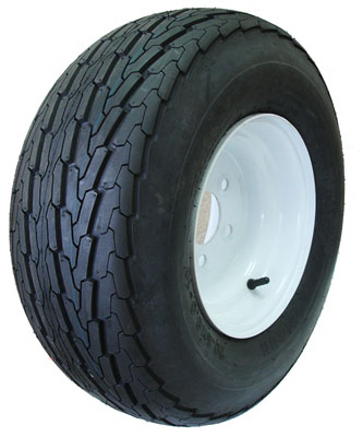 18.5x8.5-8Tire Assembly