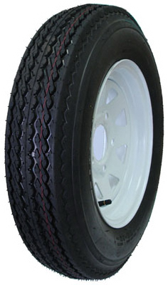 5.7-8 Lrb Tire Assembly