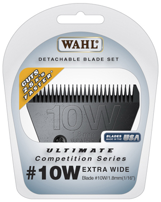 #10W Ultimate Blade Set