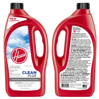 2X 32OZ Clean Detergent