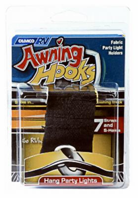 7PK RV Awn Tab/Hook