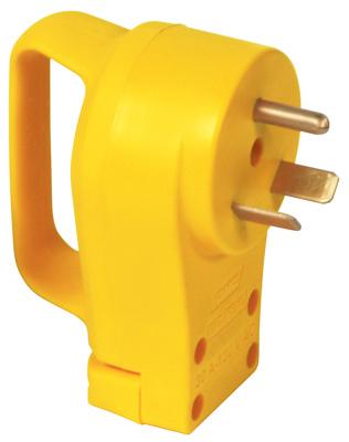 30A Repl PWR Cord Plug