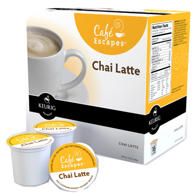 18CT Chai Latte K Cup