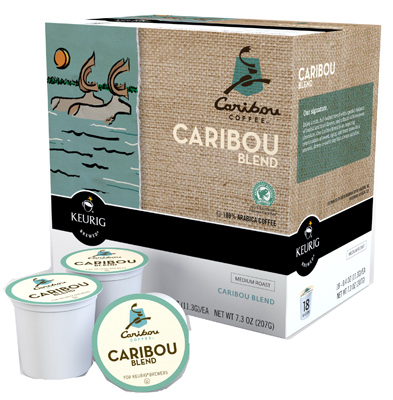 18CT Caribou K Cup