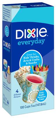 Dixie 100PK 5OZ Cup
