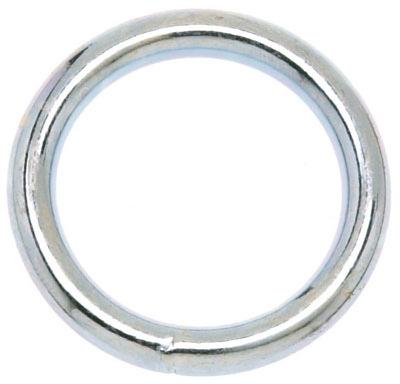 """1-1/4"""" #4Zinc Weld Ring"""