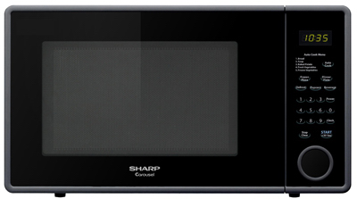1.1CUFT BLK Microwave