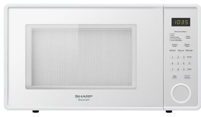 1.1CUFT WHT Microwave