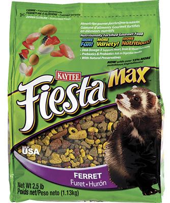 2.5LB Ferret Food