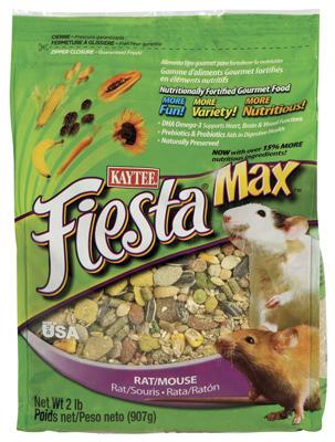 2LB Mouse/Rat Food