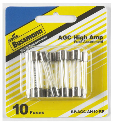 10PC High Amp Fuse