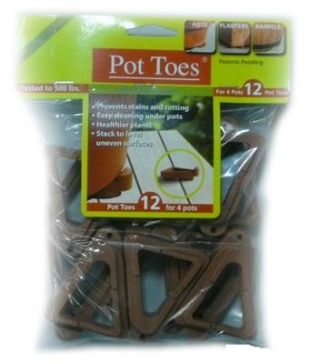 """12PK 3"""" TC Pot Toes"""