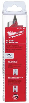 1-1/8x6 Ship Auger Bit