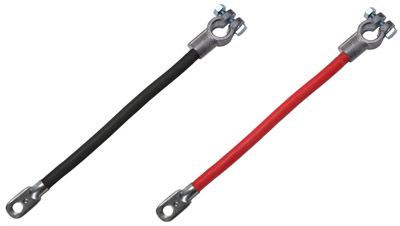 "25"" RED Battery Cable"