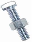 """URIAH PRODUCTS UV001930 Lawn & Garden Tractor Battery Terminal Nut & Bolt, 3/4"""""""