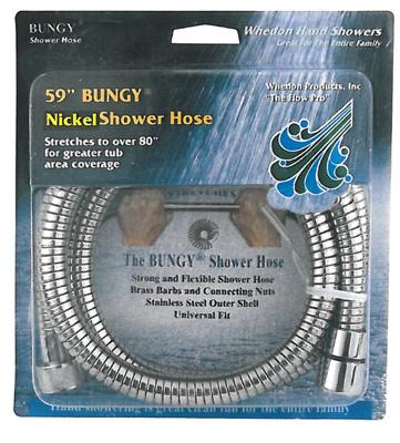 "59"" NI Bungy SHWR Hose"