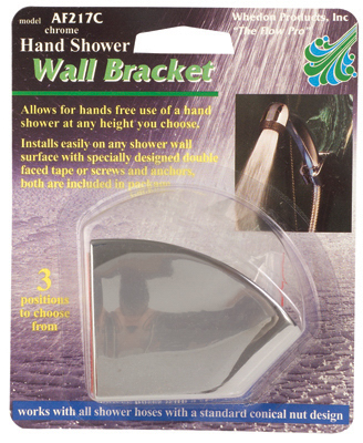3Pos CHR Wall Bracket