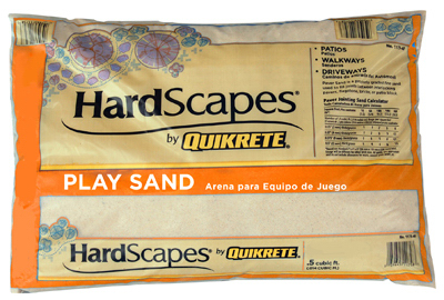.5CU FT Play Sand - Woods Hardware