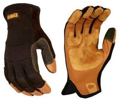 XL LTHR Perform Glove