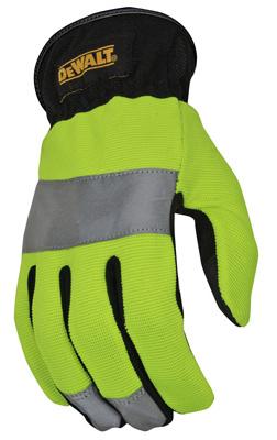 XL HiVisib Perf Glove