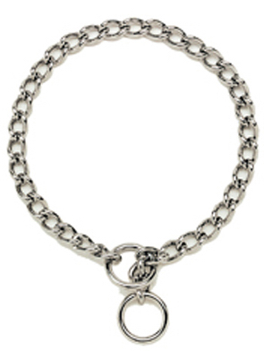 "2.5mm 18"" Chain Collar"
