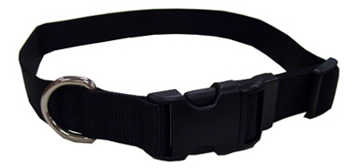 "1"" 18-26 BLK Nyl Collar"