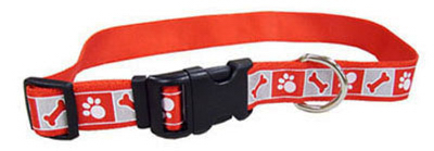 "1"" 18-26 RED Collar"