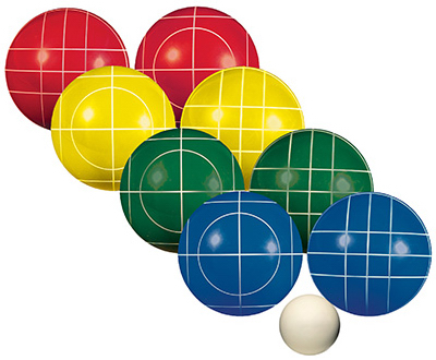 Advanced Bocce Set
