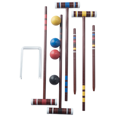 Intermediat Croquet Set