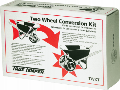 2 Wheel Conversion Kit